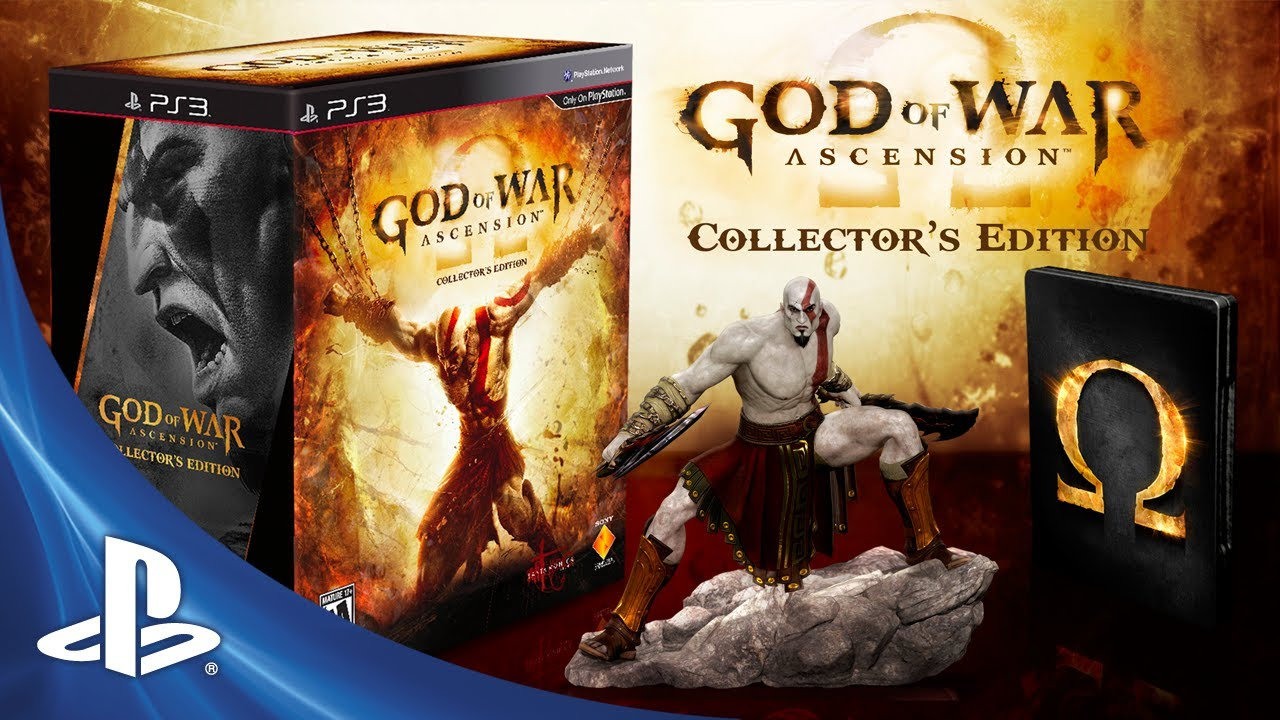 Unboxed: God of War: Ascension Collector's Edition