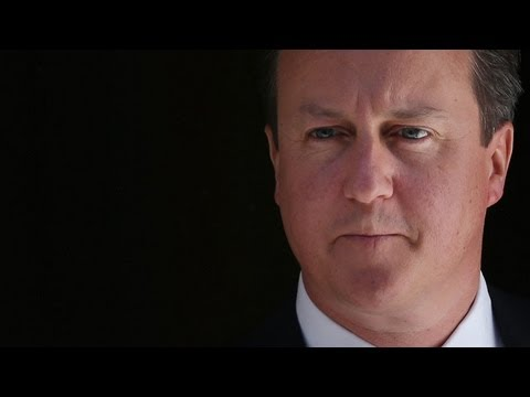 Cameron: tax and transparency vital to make poverty history