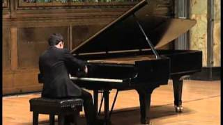getlinkyoutube.com-Inon Barnatan plays Schubert sonata in c minor D.958: Mvt. II