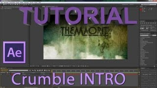 getlinkyoutube.com-Crumble INTRO TUTORIAL - After Effects (Deutsch) [Full HD]