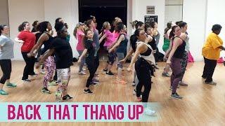 getlinkyoutube.com-Juvenile - Back That Thang Up ft. Lil Wayne (Dance Fitness with Jessica)