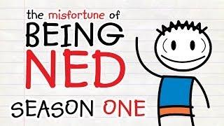 getlinkyoutube.com-The Misfortune Of Being Ned - Season One Supercut!