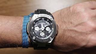Casio G-shock G-STEEL GST-S110-1A *G-STEEL SERIES