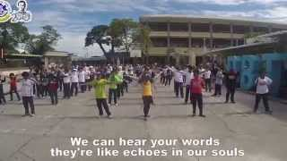 getlinkyoutube.com-Da Mihi Animas (English) DBTarlac Lyric Video