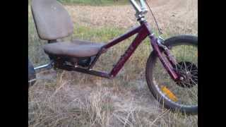 getlinkyoutube.com-drift trike + 50cc +3 biegi :)