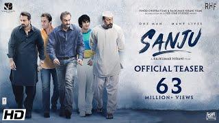Sanju | Official Teaser | Ranbir Kapoor | Rajkumar Hirani width=