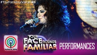 "getlinkyoutube.com-Your Face Sounds Familiar: Karla Estrada as Ann Wilson of Heart - ""Alone"""