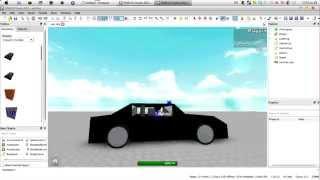 getlinkyoutube.com-How to make a very good car on Roblox!!!(2014)