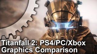 Titanfall 2 - PC vs PS4/Xbox One Graphics Comparison