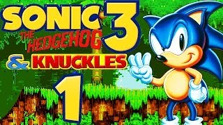 SONIC 3 & KNUCKLES # 01 ★ Angel Island Zone [HD]