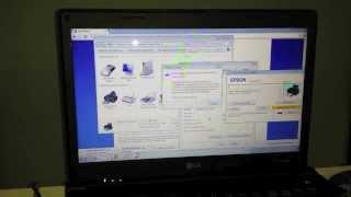 getlinkyoutube.com-Como Baixar e Instalar Drivers das Impressoras e Multifuncionais Epson - SULINK