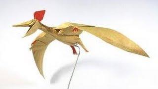 Mon Top 10 Origamimon Prefere Le Pteranodonet Votre Cest La Quel Origami