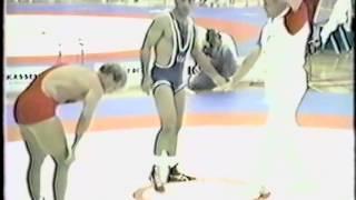 getlinkyoutube.com-Mike Houck vs Frank Anderson 1985 World Championships