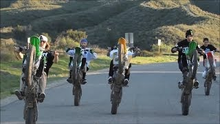 FMX - Freestyle Motocross Tribute HD 2014