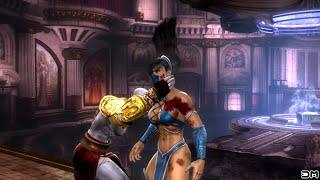 getlinkyoutube.com-Mortal Kombat IX All Stage Fatalities on Kitana (Costume 1) PC 60FPS 1080p