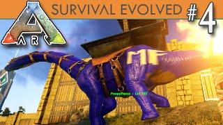 getlinkyoutube.com-ARK: Survival Evolved - Paint Pranks! Gameplay E04