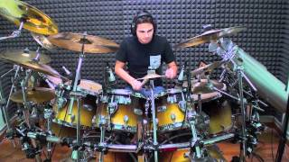 getlinkyoutube.com-Paco Barillà - Dream Theater - The Dance Of Eternity (Drum Cover)