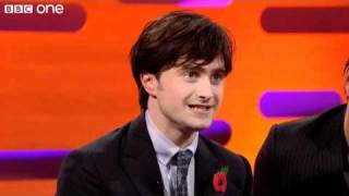 "Daniel Radcliffe sings ""The Elements"" - The Graham Norton Show - Series 8 Episode 4 - BBC One"
