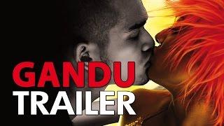 GANDU - WICHSER    Trailer Deutsch   DropOut 015 (HD)