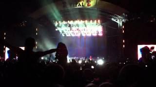 Eminem & D12 live en Ireland