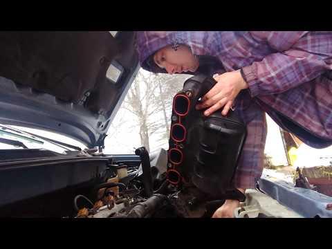P0171 Code - Toyota Matrix - Intake Manifold Gasket