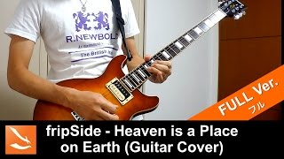 getlinkyoutube.com-【ハヤテのごとく!】 fripSide - Heaven is a Place on Earth 弾いてみた