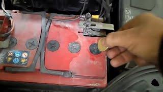 getlinkyoutube.com-Apprendre l'entretien de la batterie - تعلم صيانة بطارية السيارة - MECANIQUE MOKHTAR