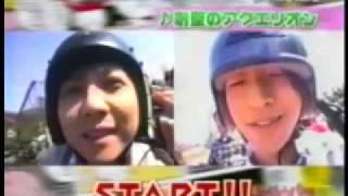 getlinkyoutube.com-ドルバラ6-1 絶叫マシンで大はしゃぎ!!
