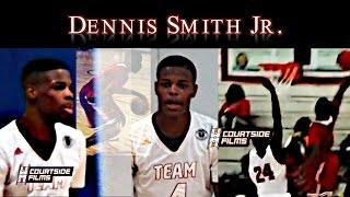 getlinkyoutube.com-Dennis Smith Jr. - Super Smooth PG That Can SOAR