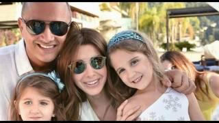 شاهد رومانسية نانسى عجرم مع زوجها و بناتها Nancy Ajram with her Family