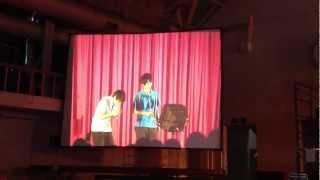 getlinkyoutube.com-EXILE/もっと強く_Yugo&Shuhei 学校祭2012