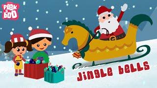 getlinkyoutube.com-Jingle Bells | Christmas Songs For Kids | Nursery Rhymes for Children By Peekaboo Kids