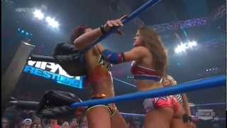 getlinkyoutube.com-Tara vs Miss Tessmacher - Impact 23/8/2012