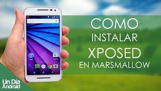 getlinkyoutube.com-Cómo instalar Xposed Installer en Android 6.0.x ó CM 13.x