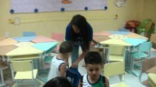 getlinkyoutube.com-1º dia de aula no Maternal