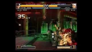 getlinkyoutube.com-KOF 2002 UM Combo Movie Part 6