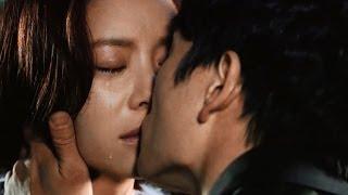getlinkyoutube.com-1311031 KBS 비밀(Secret love) 지성-황정음 눈물키스