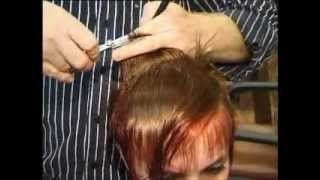 summer hair cut tutorial women''s, onlinehairschool