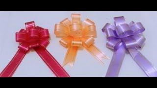 getlinkyoutube.com-DIY Gift Bow (#3)