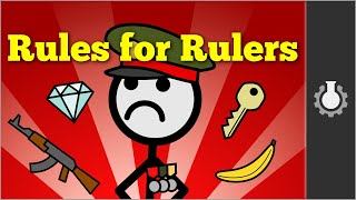 getlinkyoutube.com-3 Rules for Rulers