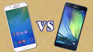 getlinkyoutube.com-Samsung Galaxy A8 vs Samsung Galaxy A7 - Quick Look