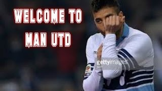 getlinkyoutube.com-Felipe Anderson ★ Welcome to Manchester United ★ Goals & Skills ★ 2014-15