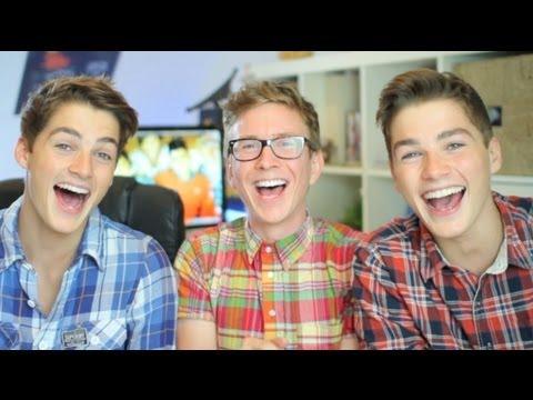 Twin Twinks Learn Gay Slang