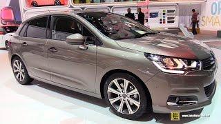 getlinkyoutube.com-2015 Citroen C4 Diesel - Exterior and Interior Walkaround - 2015 Geneva Motor Show