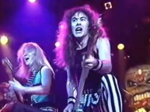 Heavy Metal Night in 1984