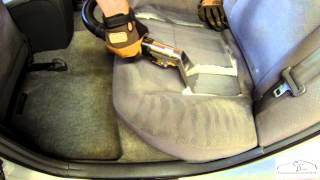 getlinkyoutube.com-How To Clean Upholstery: Hot Water Extraction - Critical Details Premium Automotive Detailing