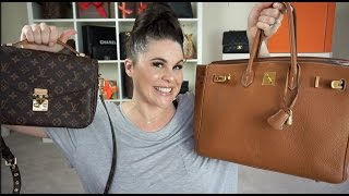 getlinkyoutube.com-What's in my bag?! | Wednesday