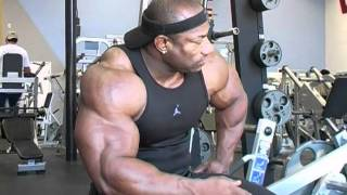 getlinkyoutube.com-IFBB Pro Bodybuilder Dexter Jackson - Muscletime Titans Part 2