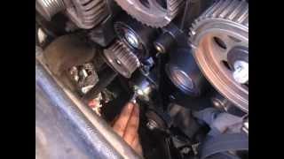 getlinkyoutube.com-Schimbare distributie motor Z16XE