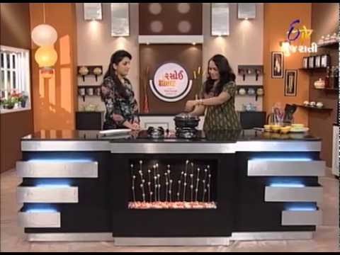 Rasoi Show - રસોઈ શો - 3rd July 2014 - Full Episode